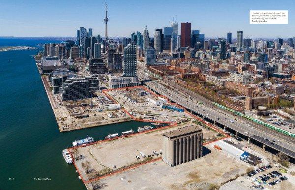 رونمایی از پروژه جاه طلبانه آلفابت برای ساخت یک شهر هوشمند در تورنتو