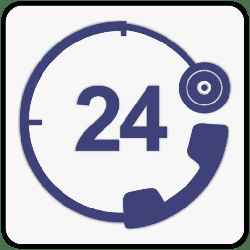 پذیرش ۲۴