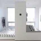 اثاثیه رباتیک، راهحل ایکیا برای آپارتمانهای کوچک