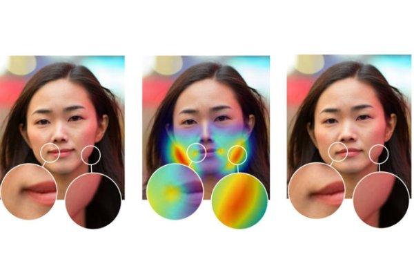 شناسایی چهرههای دستکاری شده