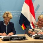 راه اندازی اولین اینترنت نظامی مشترک دنیا توسط آلمان و هلند
