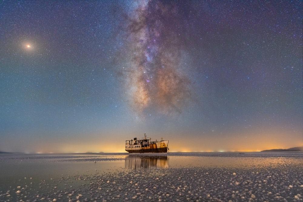 مسابقه عکاسی نجومی