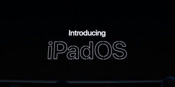 iPadOS / WWDC 2019
