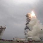 پرتاب موفقیتآمیز راکت حامل ماهواره توسط چین از روی کشتی [تماشا کنید]