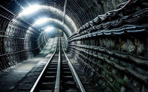 تونل های مترو