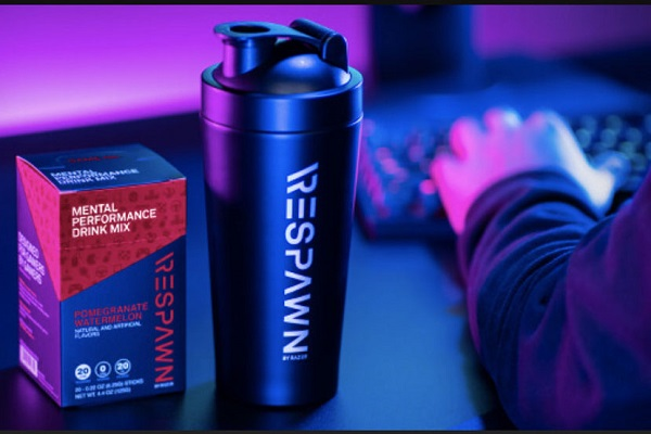 ریزر برای بهبود عملکرد گیمرها نوشیدنی انرژیزا تولید میکند