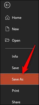 کاهش حجم فایل پاورپوینت