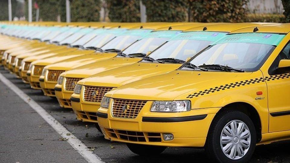 نوسازی ۱۵ هزار تاکسی فرسوده در سال ۱۴۰۰ با وام ۹۰ میلیون تومانی