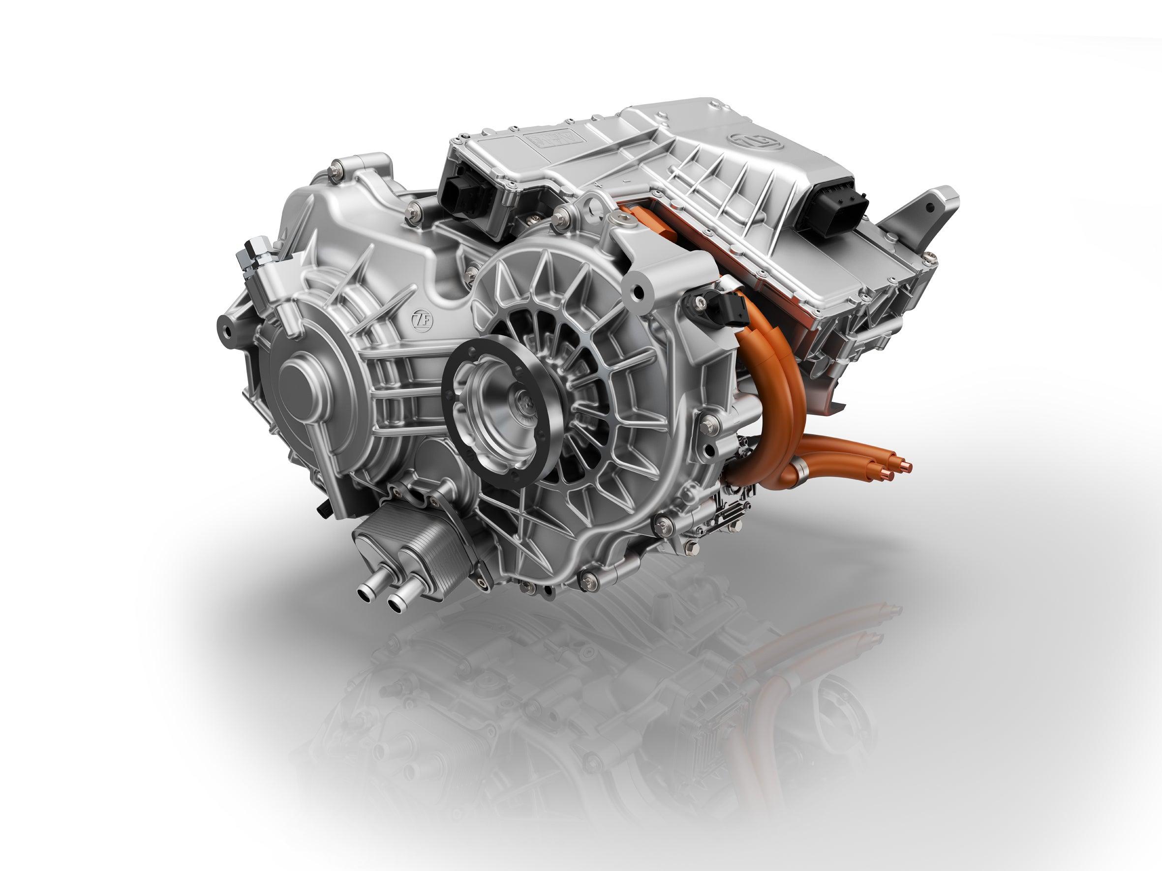 تکنولوژی انقلابی ZF برای رفع مشکل فراگیر گیربکس خودروهای برقی