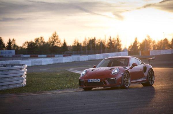 پورشه GT3 RS