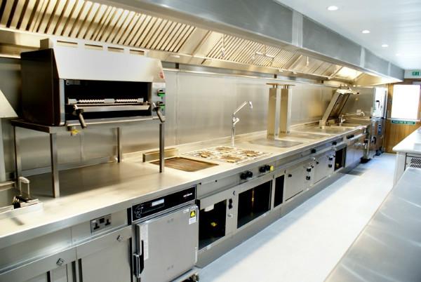 تکنولوژی در ساخت تجهیزات آشپزخانه صنعتی