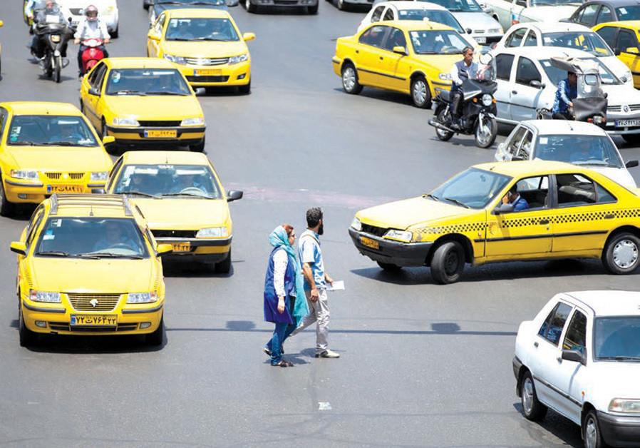 تاکسیهای فرسوده