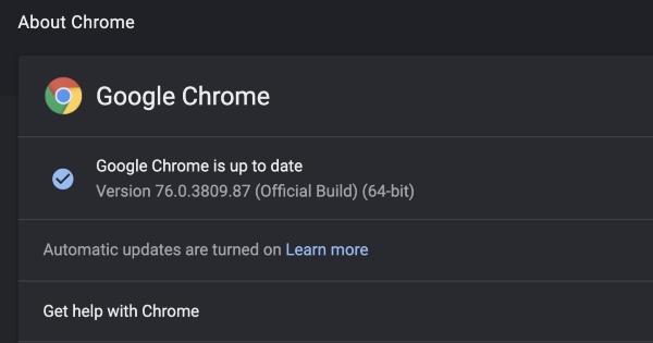 گوگل کروم ۷۶ منتشر شد؛ غیرقابل شناسایی بودن در حالت مخفی و مسدودسازی فلش