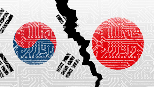 وقفه در تولید گلکسی نوت 10 به دلیل جنگ تجاری بین کرهجنوبی و ژاپن