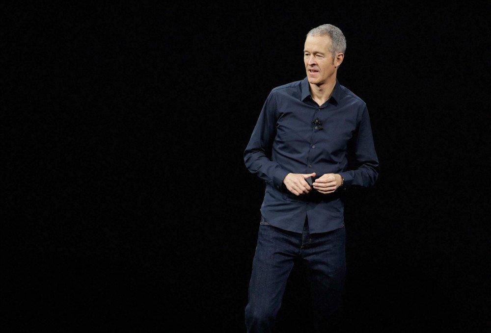 جف ویلیامز جانشین احتمالی تیم کوک اپل
