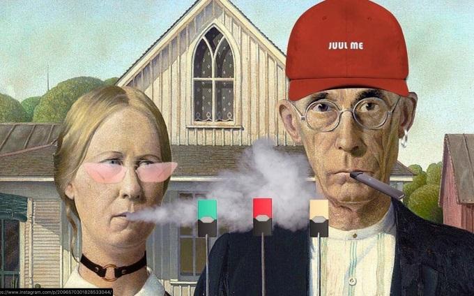 سیگار الکترونیکی جول