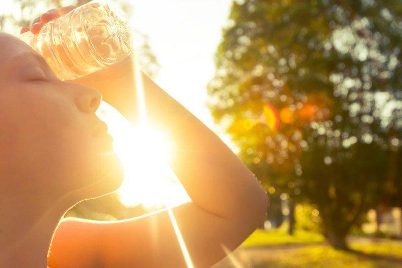 گرمای تابستان