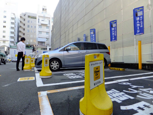 Why are people in Japan renting cars but not driving (2)