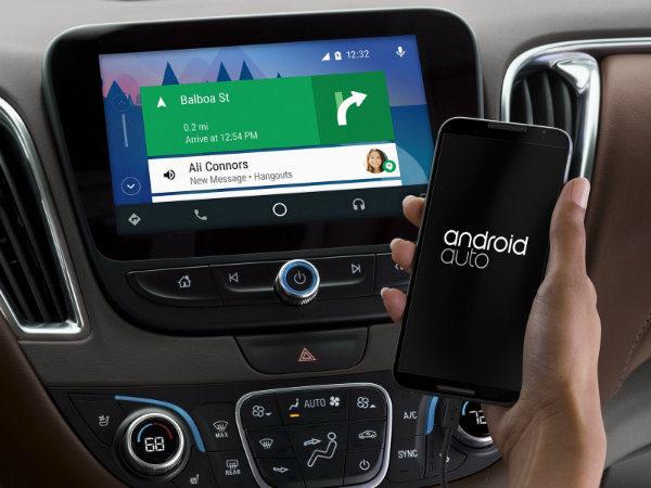 android auto chevy 600x450 مروری بر نقش نمایشگرهای بزرگ در خودروها؛ آپشنی جذاب یا عامل حواسپرتی راننده؟ اخبار IT