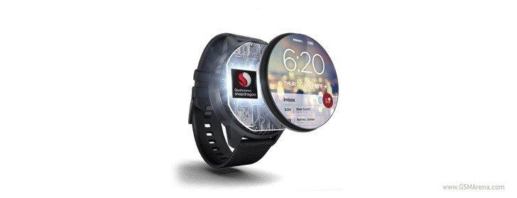 چیپست ساعت هوشمند کوالکام