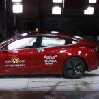 افتخار تازه  تسلا مدل 3؛ ایمن ترین خودرو جهان از نظر سازمان NHTSA