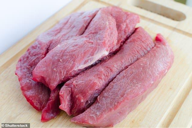 گوشت کانگورو