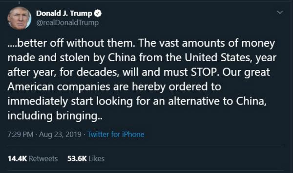 شرکت های آمریکایی