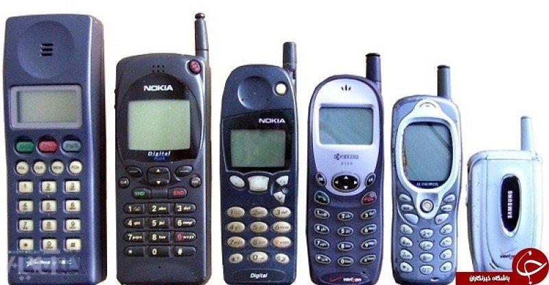 تلفن همراه در ایران ۲۵ ساله شد