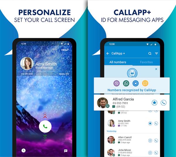 اپلیکیشن CallApp