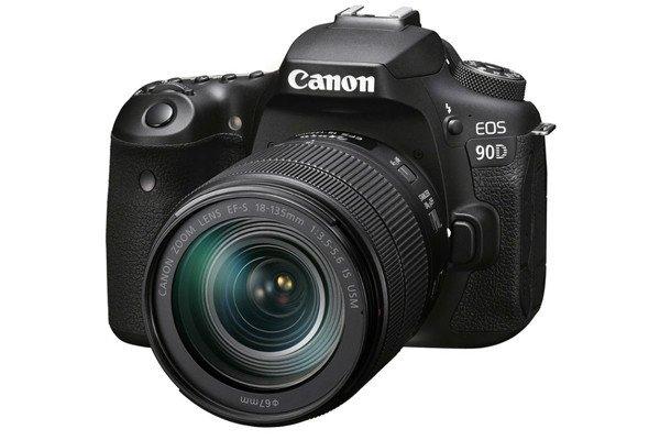 کانن دوربین های EOS 90D و EOS M6 II را معرفی کرد