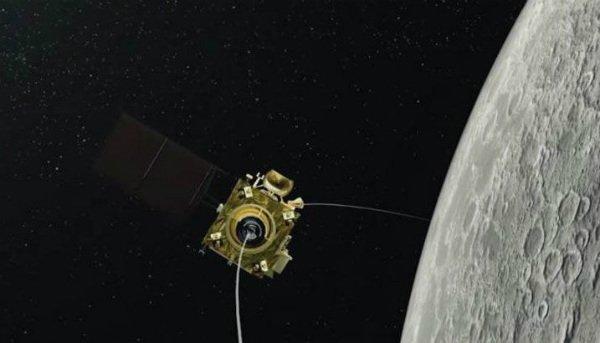 فضاپیمای هندی چاندرایان ۲ با موفقیت وارد مدار ماه شد