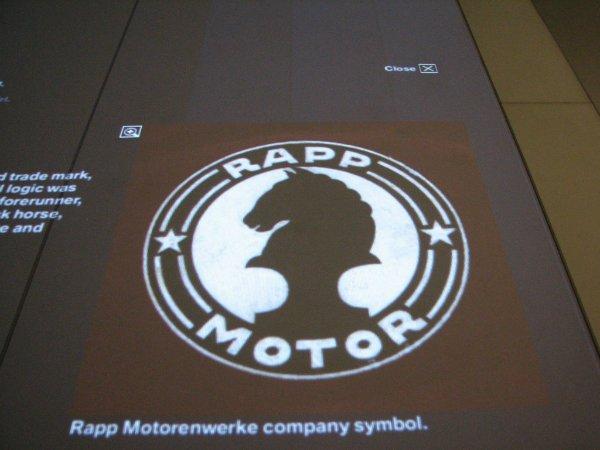 Rapp Motorenwerke logo