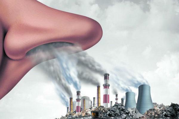 آلایندههای موجود در هوا