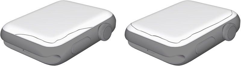 نمایشگر اپل واچ 2
