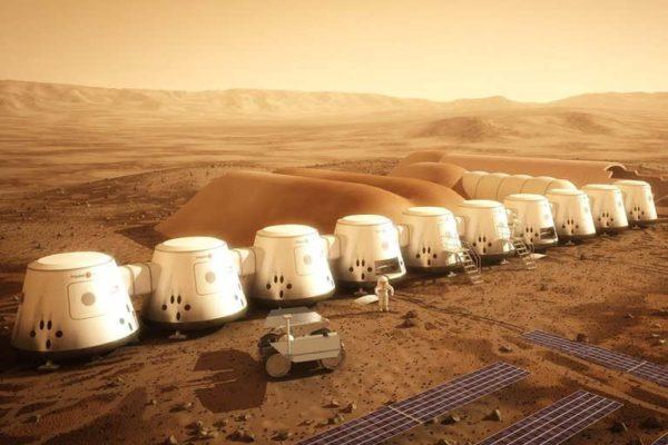زمینی سازی مریخ