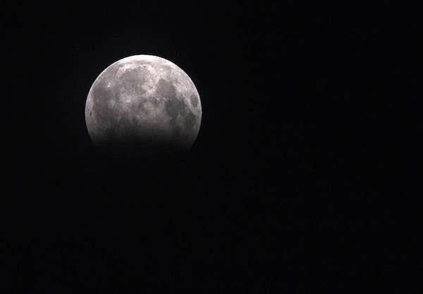 عمر ماه