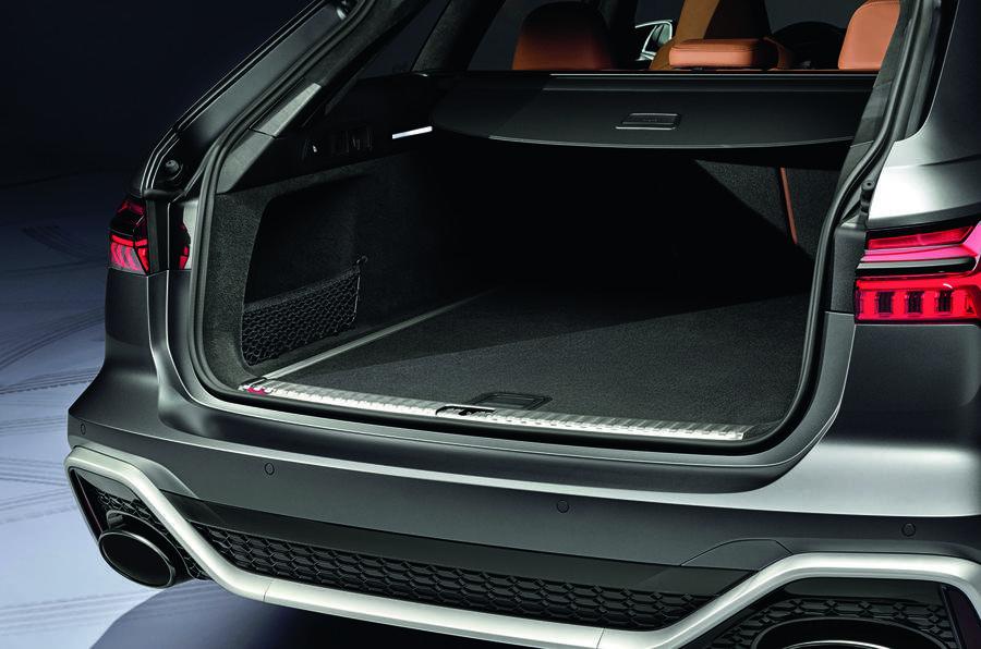 آئودی RS6 Avant