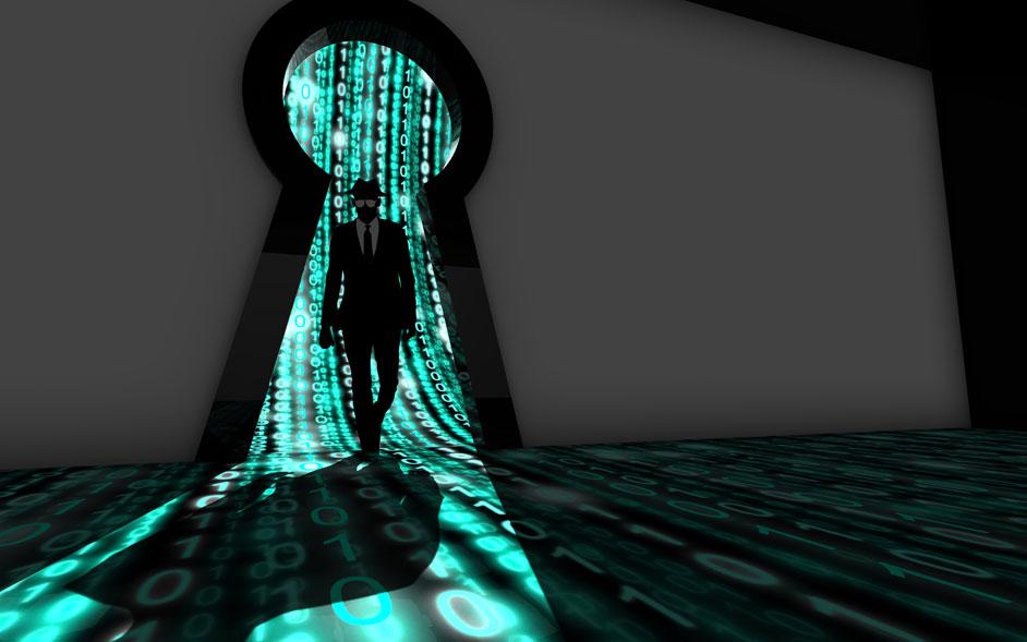 آمار آلودگی سایبری