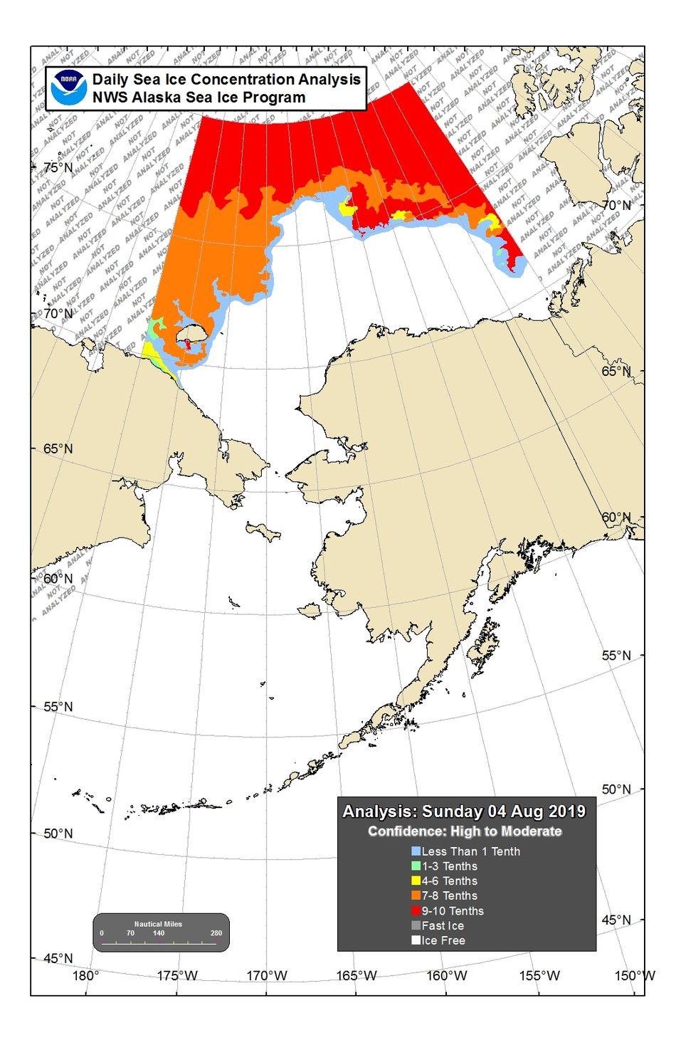 ذوب یخ های دریایی