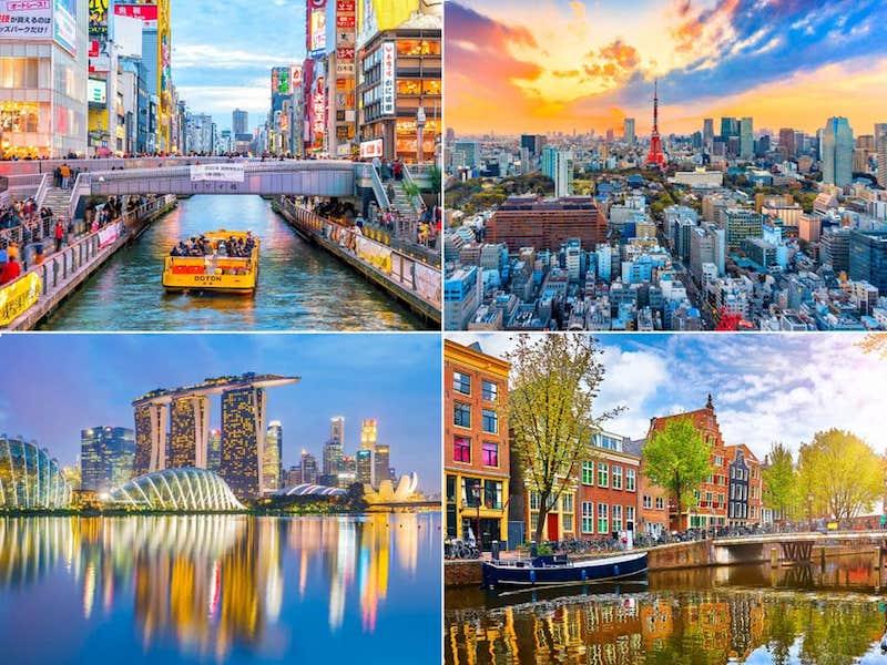 امن ترین شهرهای جهان