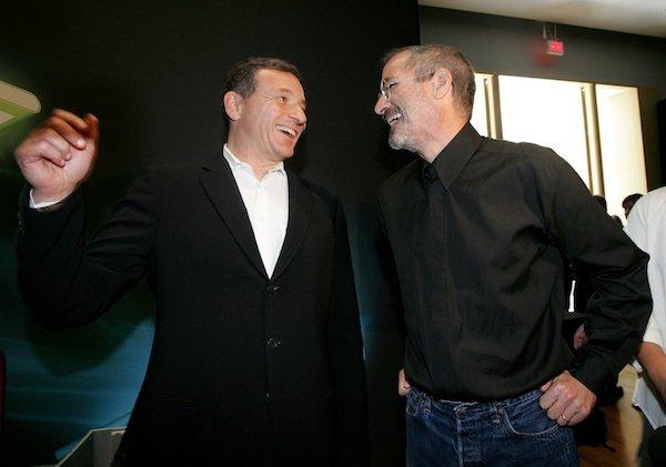 اگر جابز زنده بود اپل و دیزنی احتمالا با هم ادغام می شدند