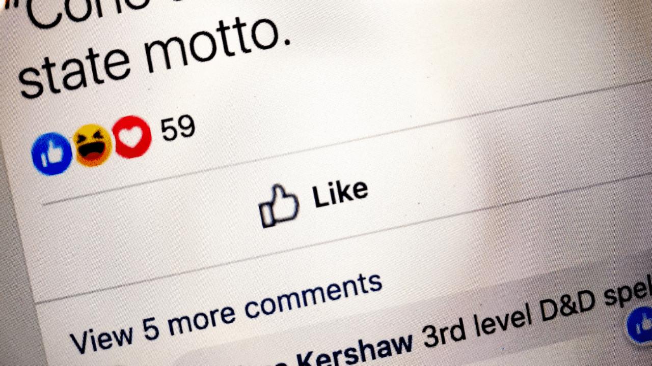 حذف لایک فیسبوک به طور آزمایشی در استرالیا آغاز شد