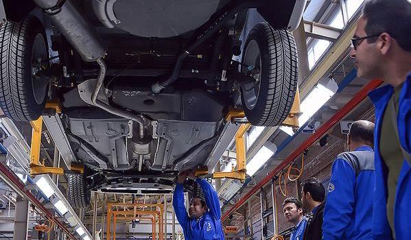 مدیرعامل ایران خودرو