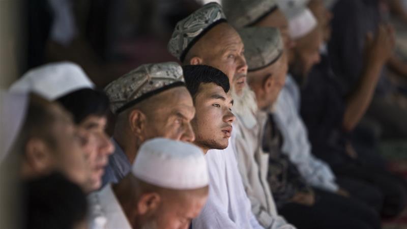 مسلمانان اویغور