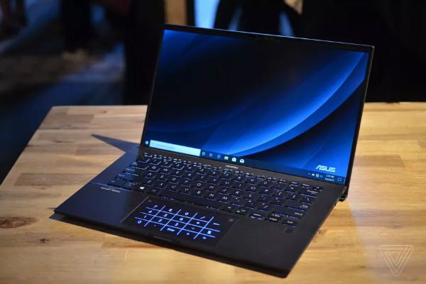 ایسوس پرو بی 9، سبک ترین لپ تاپ 14 اینچی دنیا رونمایی شد