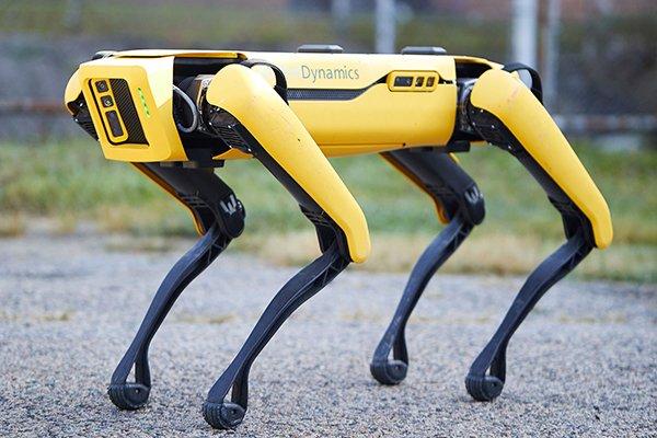عرضه تجاری سگ رباتیک بوستون داینامیکس آغاز شد