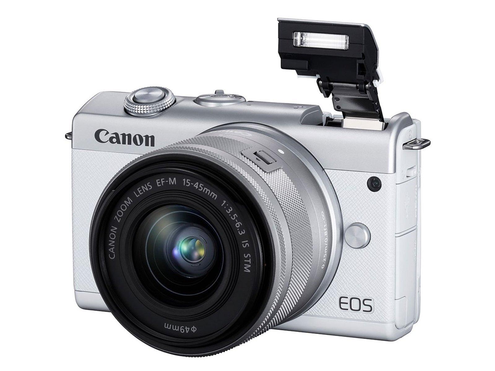 دوربین کانن EOS M200