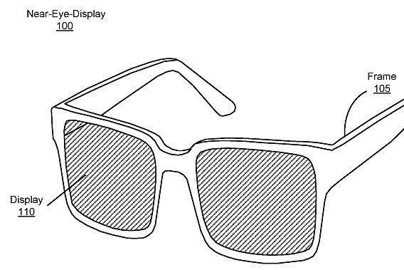 عینک هوشمند فیس بوک