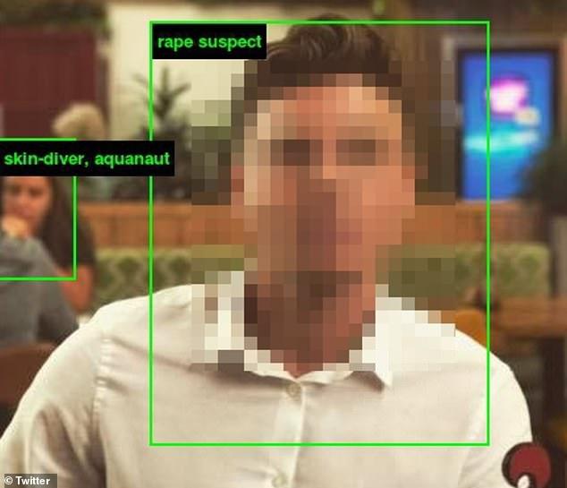 اپ جنجالی ImageNet به کمک یادگیری ماشینی تصمیم گیریهایی عجیب و غریب میگیرد