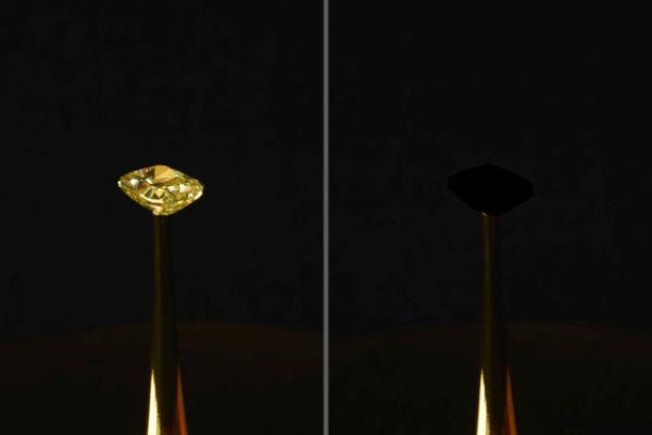سیاه ترین ماده جهان را دانمشندان MIT به طور تصادفی ساختند
